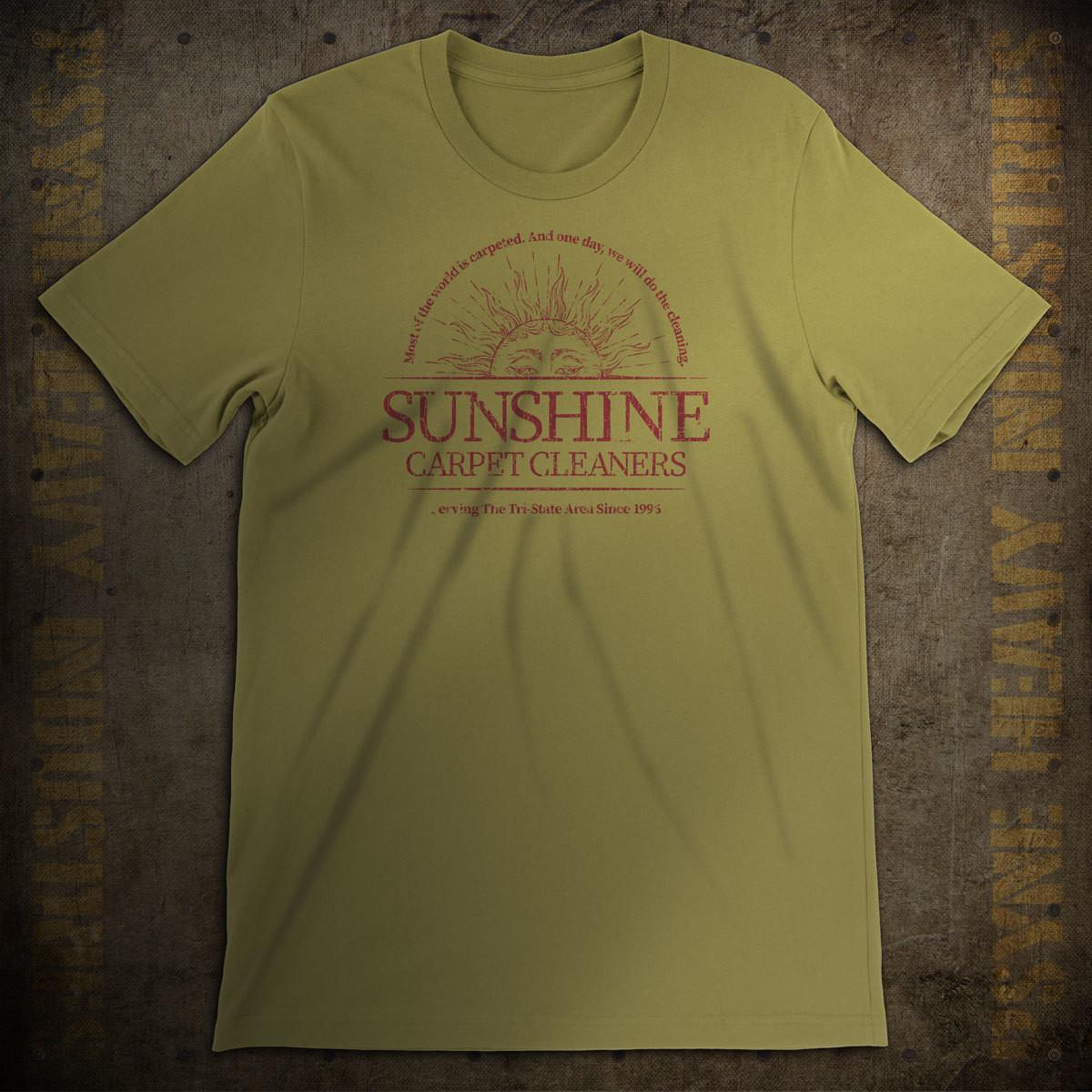 Sunshine Carpet Cleaners Vintage T-Shirt