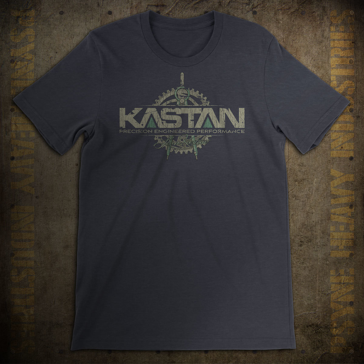 Kastan BMX Vintage T-Shirt