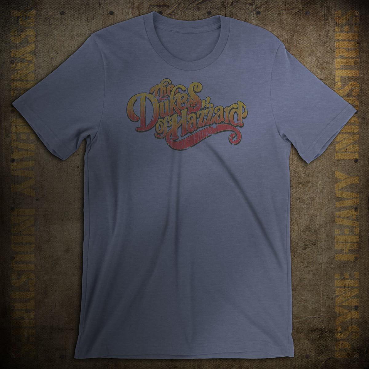 Dukes of Hazzard Script Vintage T-Shirt