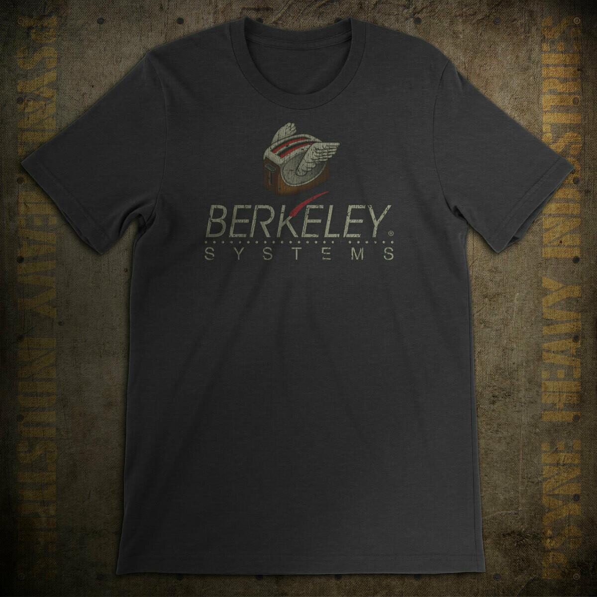 Berkeley Systems Vintage Flying Toaster T-Shirt