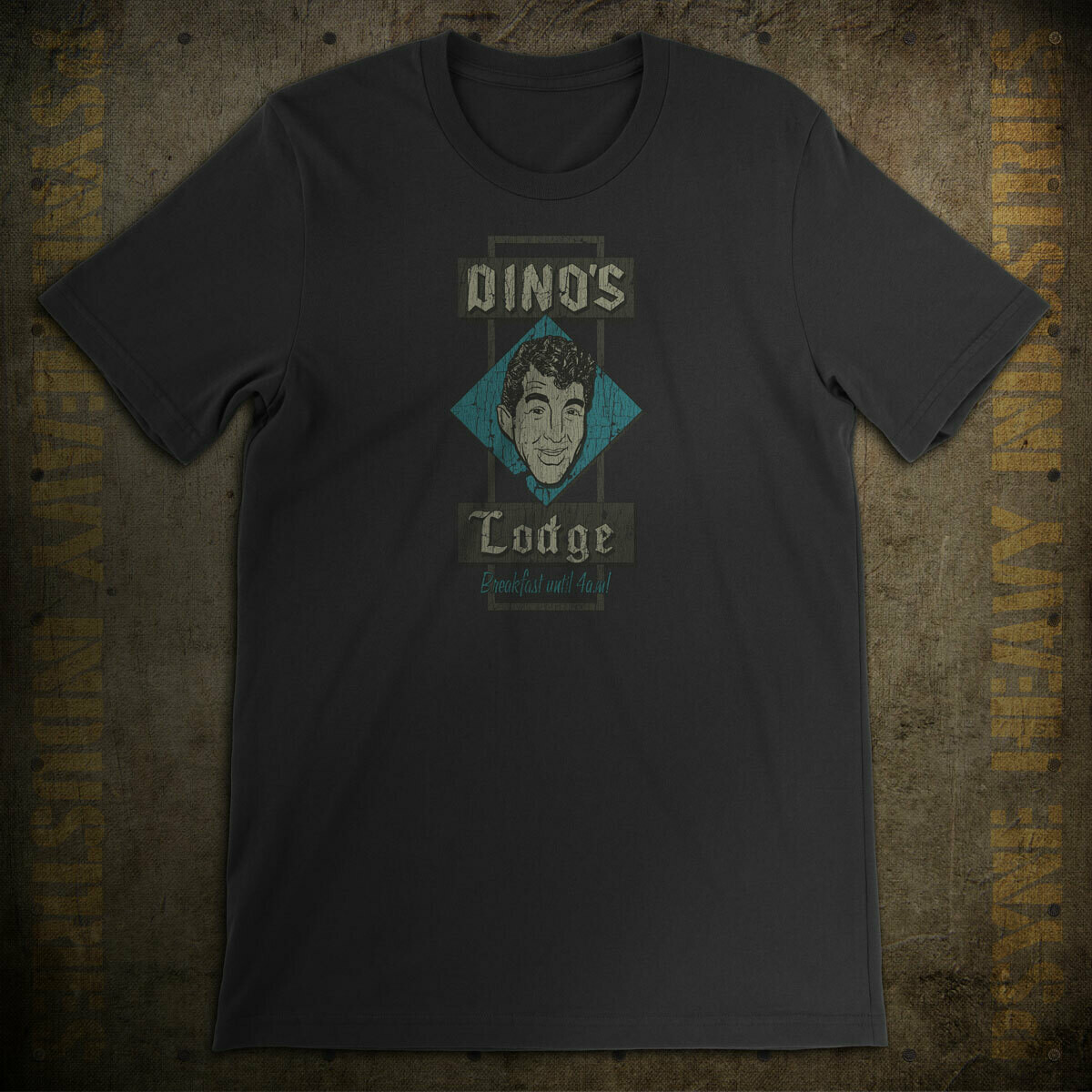 Dino's Lodge Vintage Hollywood T-Shirt
