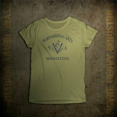 High School of Performing Arts Vintage Manhattan NYC T-Shirt - Women's