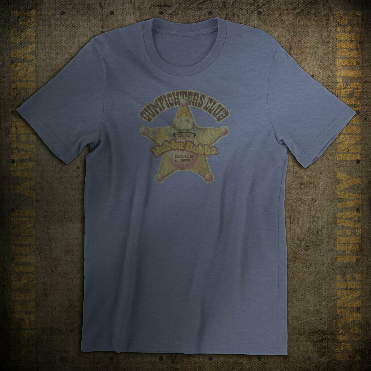 Hubba Bubba Gumfighter's Club Vintage 1979 T-Shirt