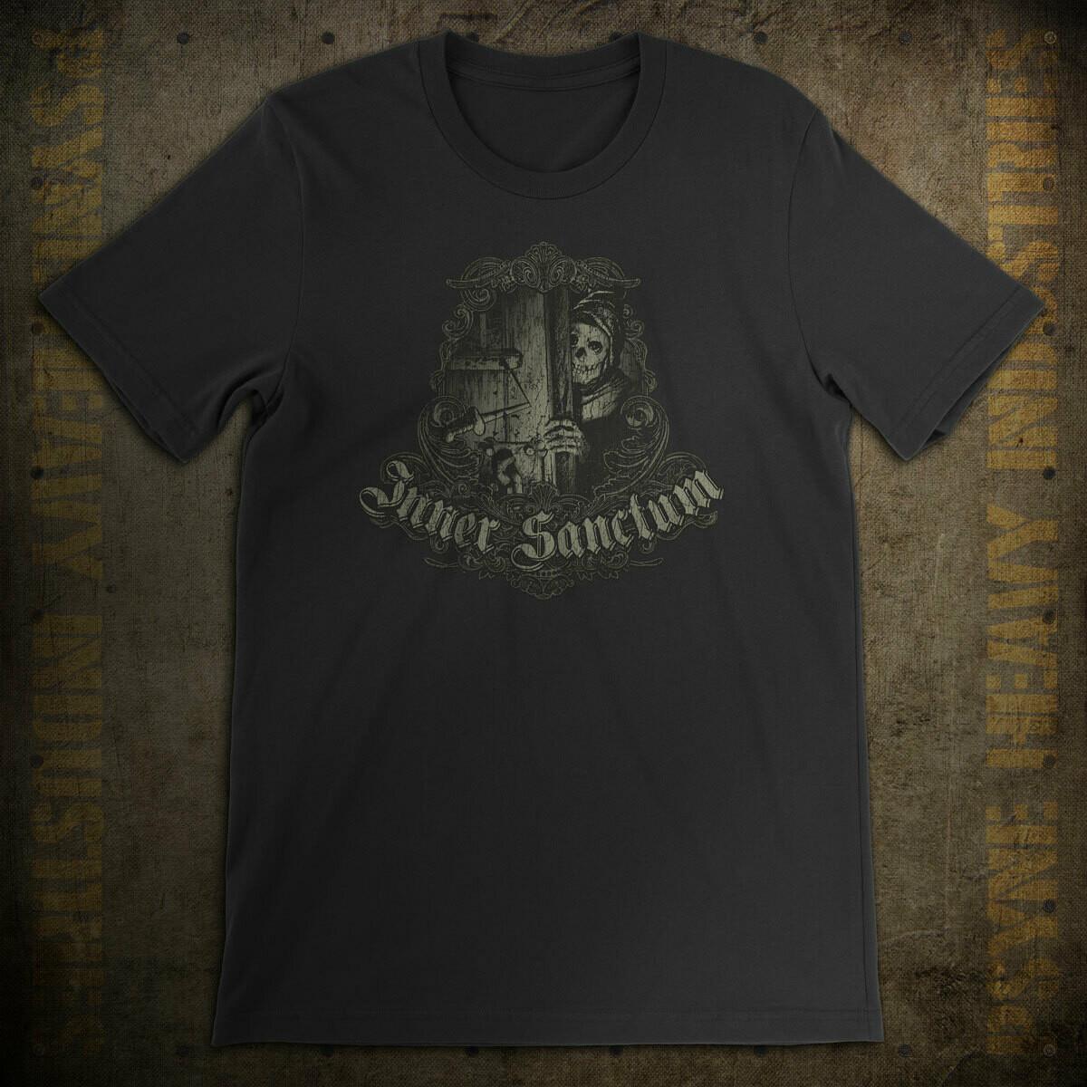 Inner Sanctum Radio Mystery Vintage Death T-Shirt