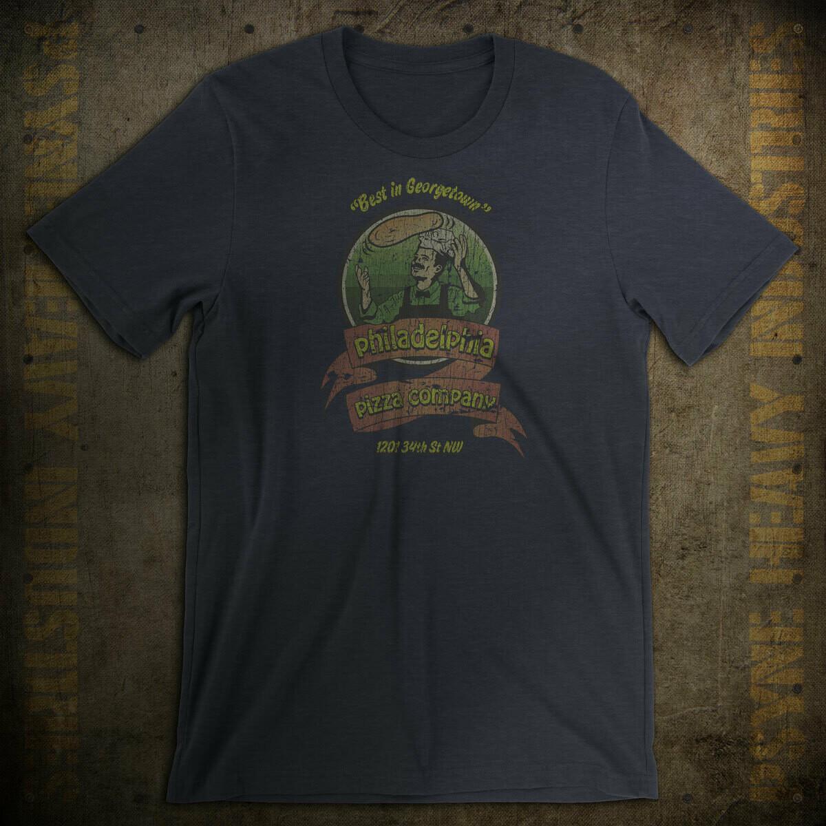 Philadelphia Pizza Company Georgetown Vintage T-Shirt