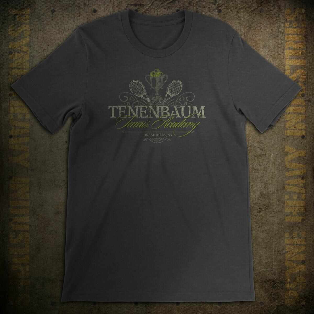 Tenenbaum Tennis Academy Vintage T-Shirt