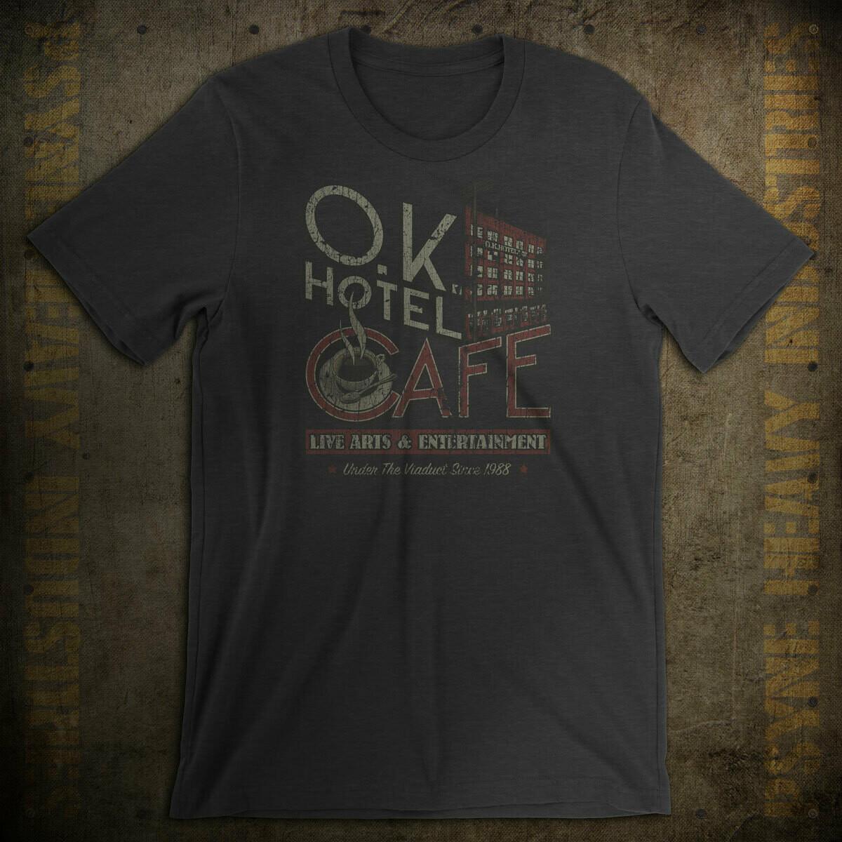 O.K. Hotel Seattle Vintage T-Shirt