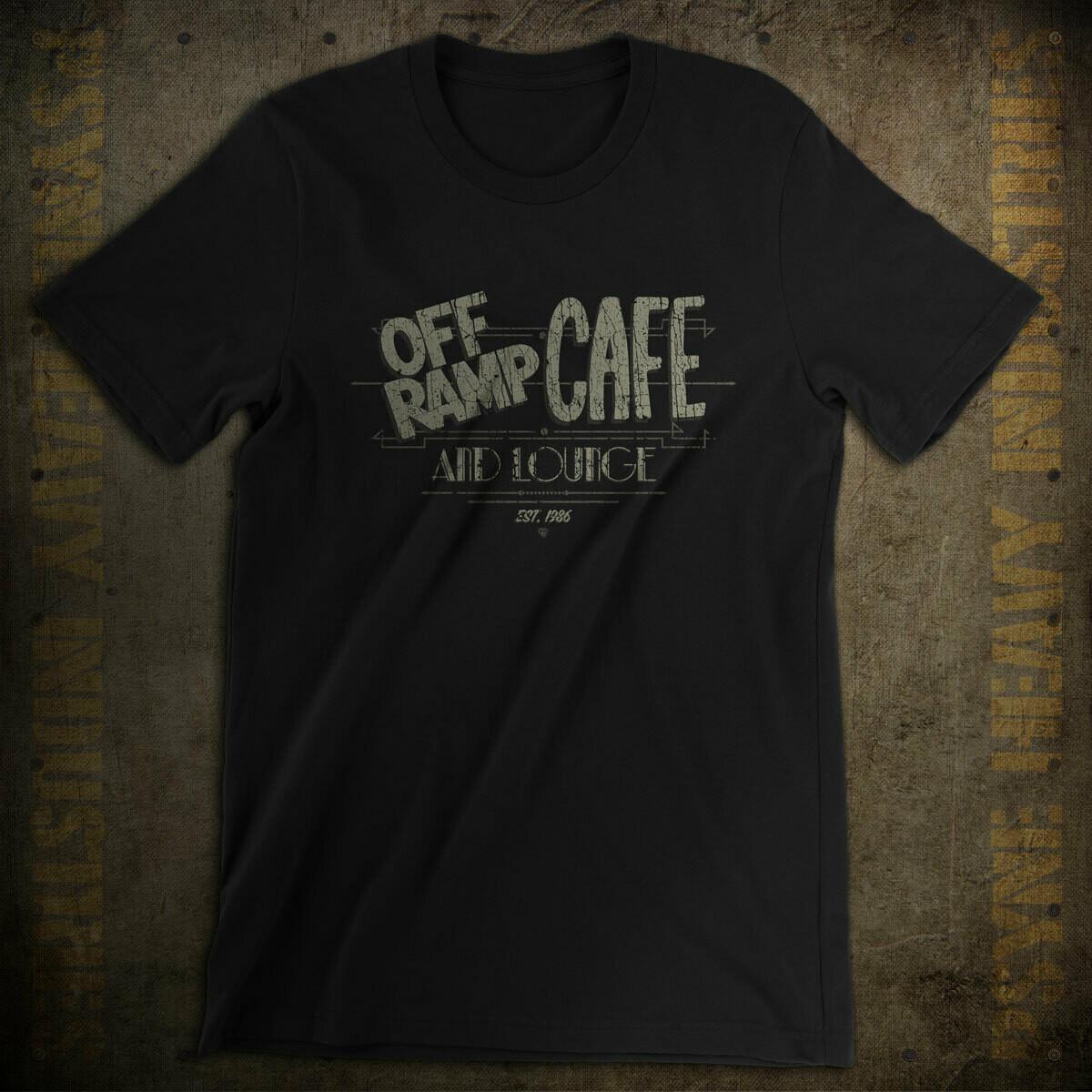 Off Ramp Cafe Seattle Vintage T-Shirt