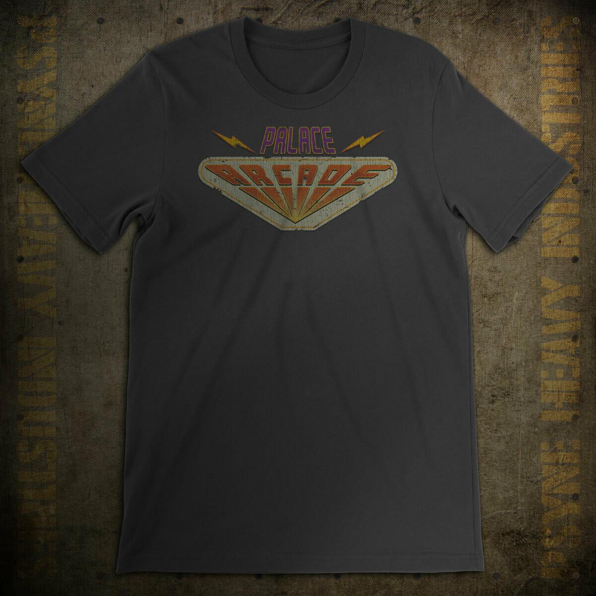 Palace Arcade Stranger Things Vintage T-Shirt