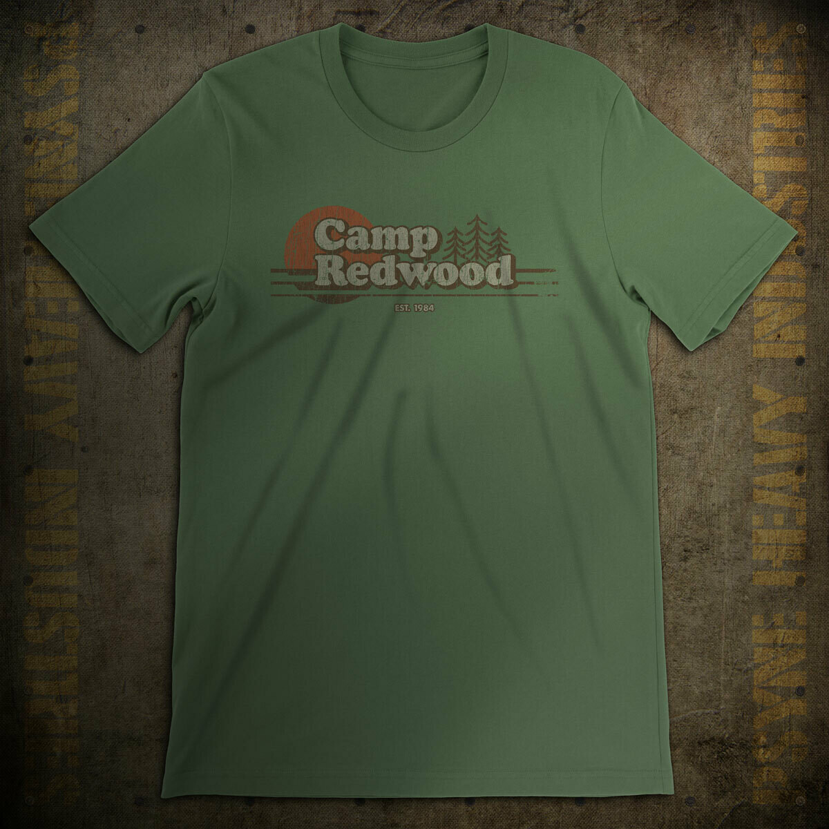 Camp Redwood 1984 Vintage T-Shirt