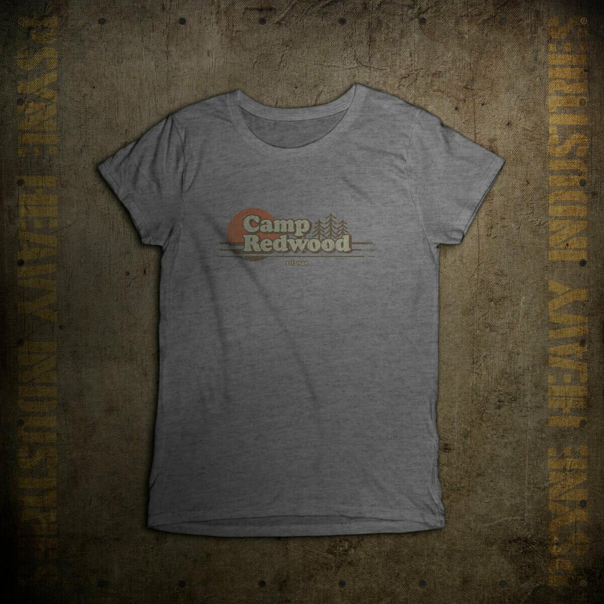 Camp Redwood 1984 Vintage T-Shirt - Women's