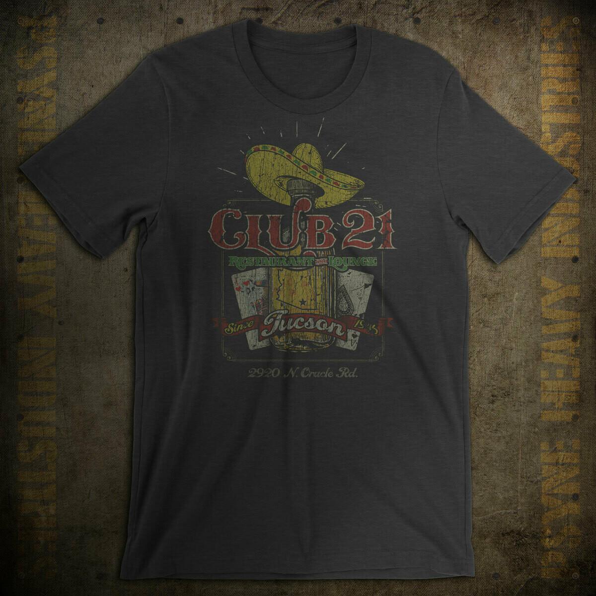 Club 21 Tucson Vintage T-Shirt