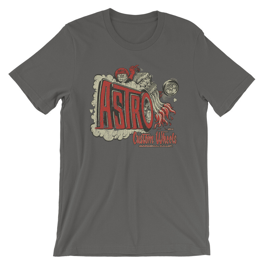 Astro Custom Wheels Vintage T-Shirt