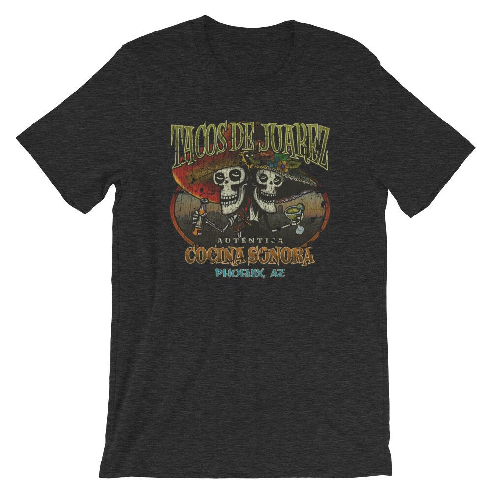 Tacos De Juarez Vintage T-Shirt