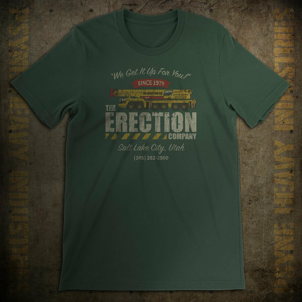 The Erection Company Vintage T-Shirt