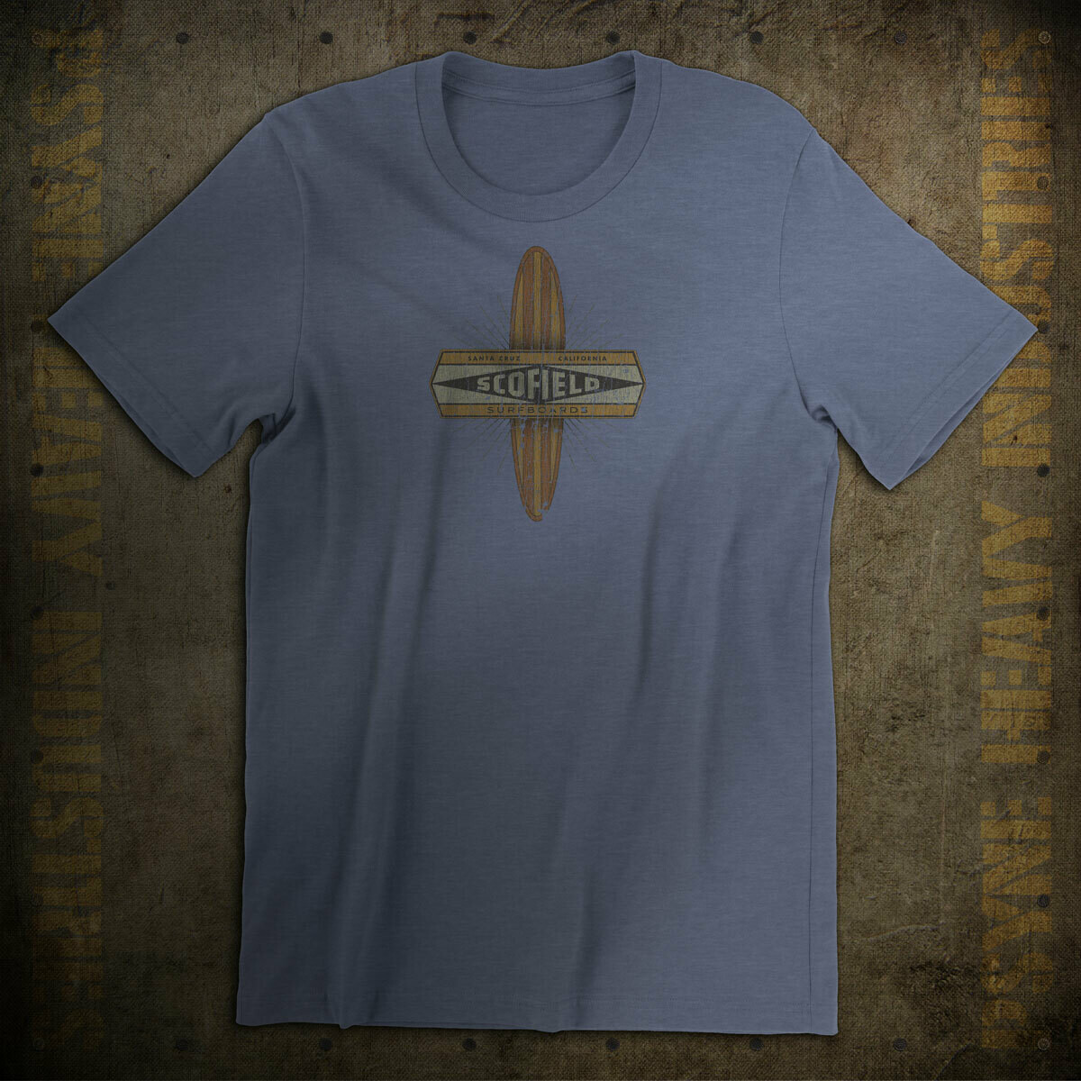 Scofield Surfboards Vintage T-Shirt