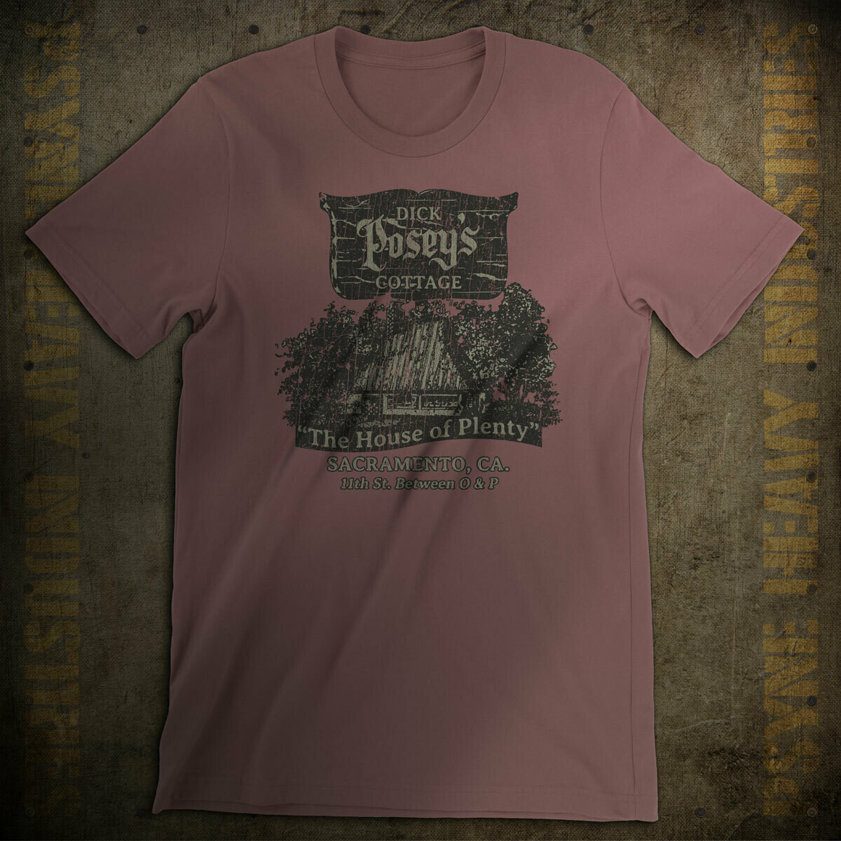Dick Posey's Cottage Vintage T-Shirt