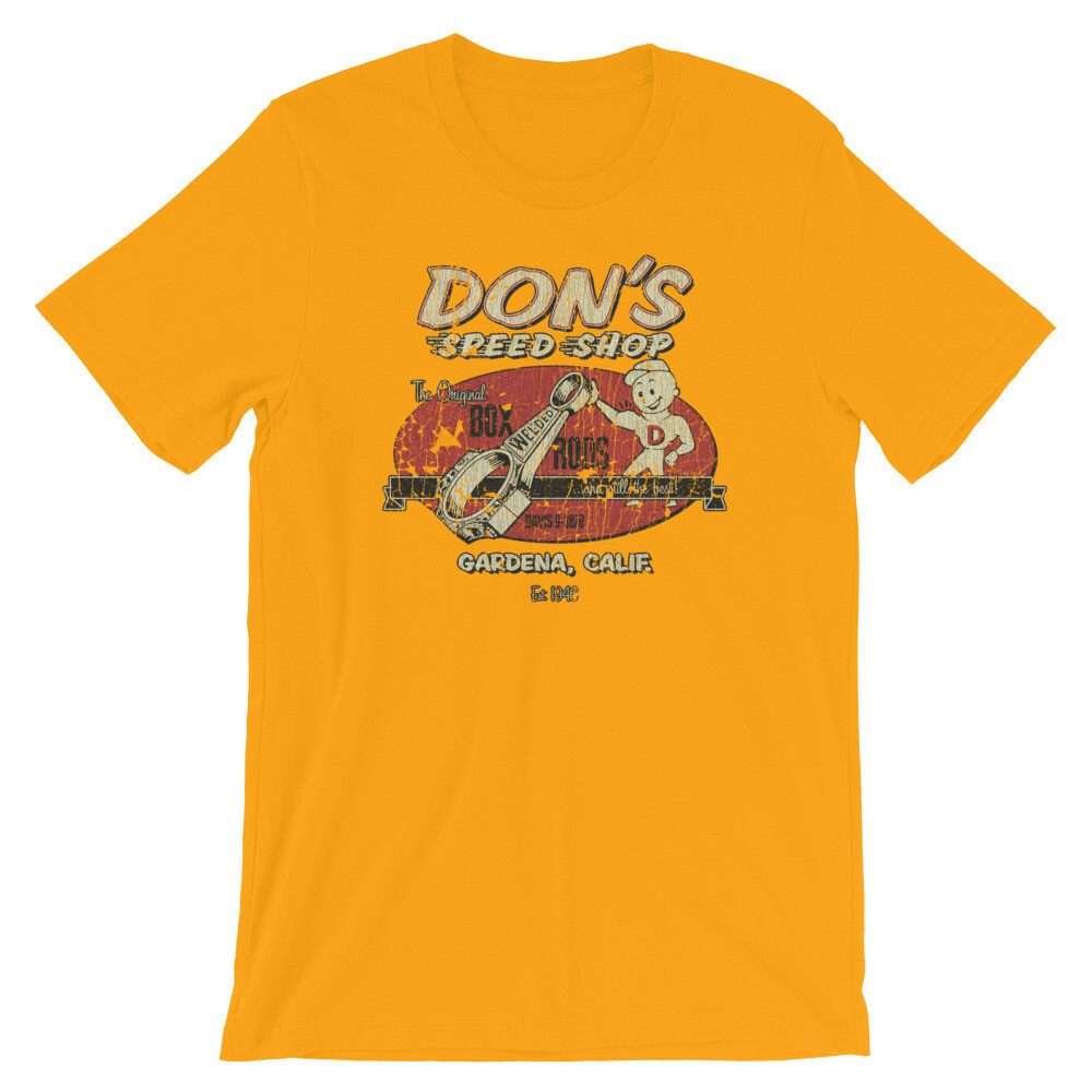Don's Speed Shop Vintage T-Shirt