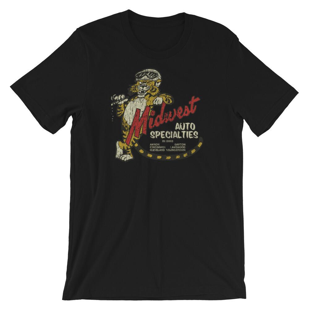 Midwest Auto Specialties Vintage T-Shirt