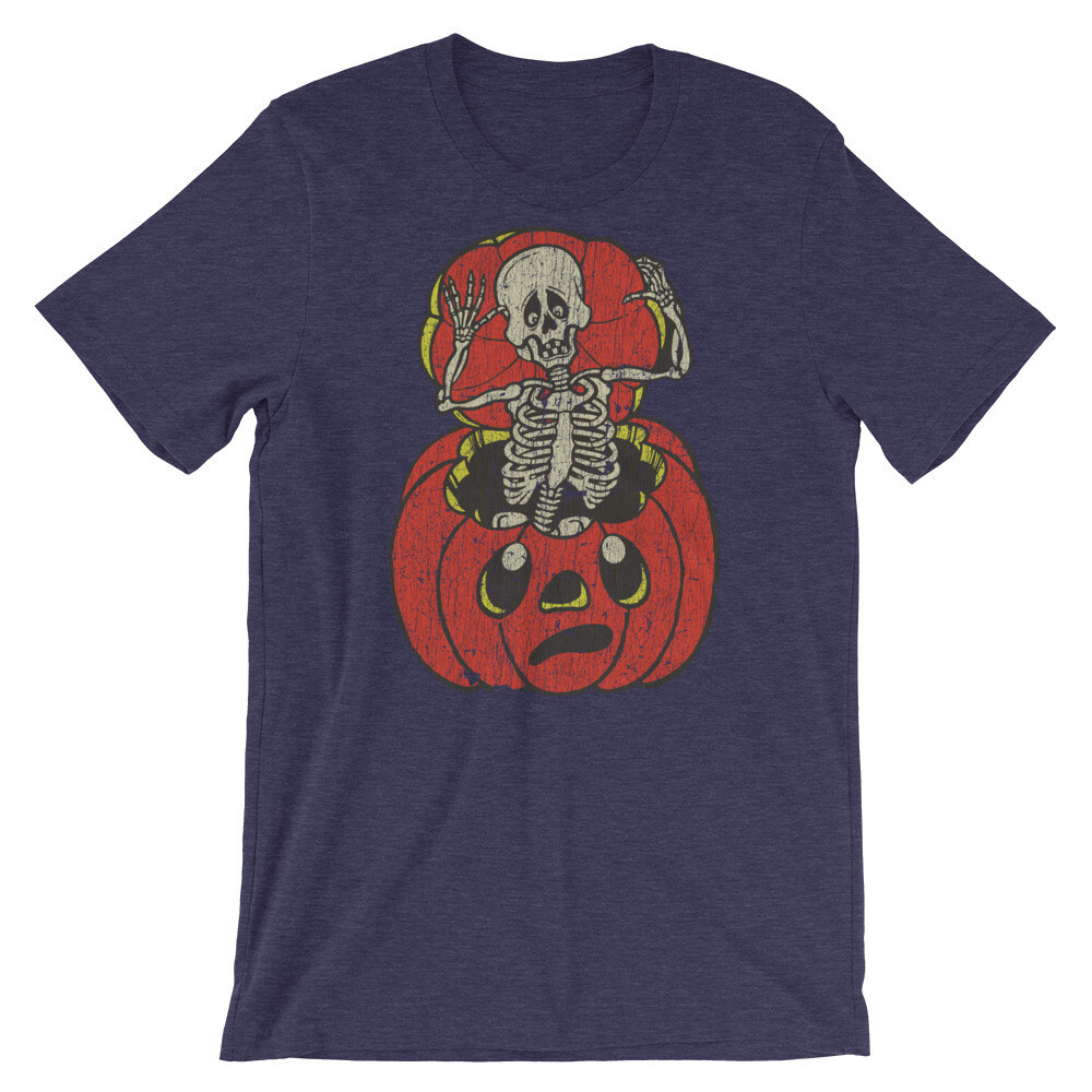 Boo! Classic '80s Halloween Vintage T-Shirt