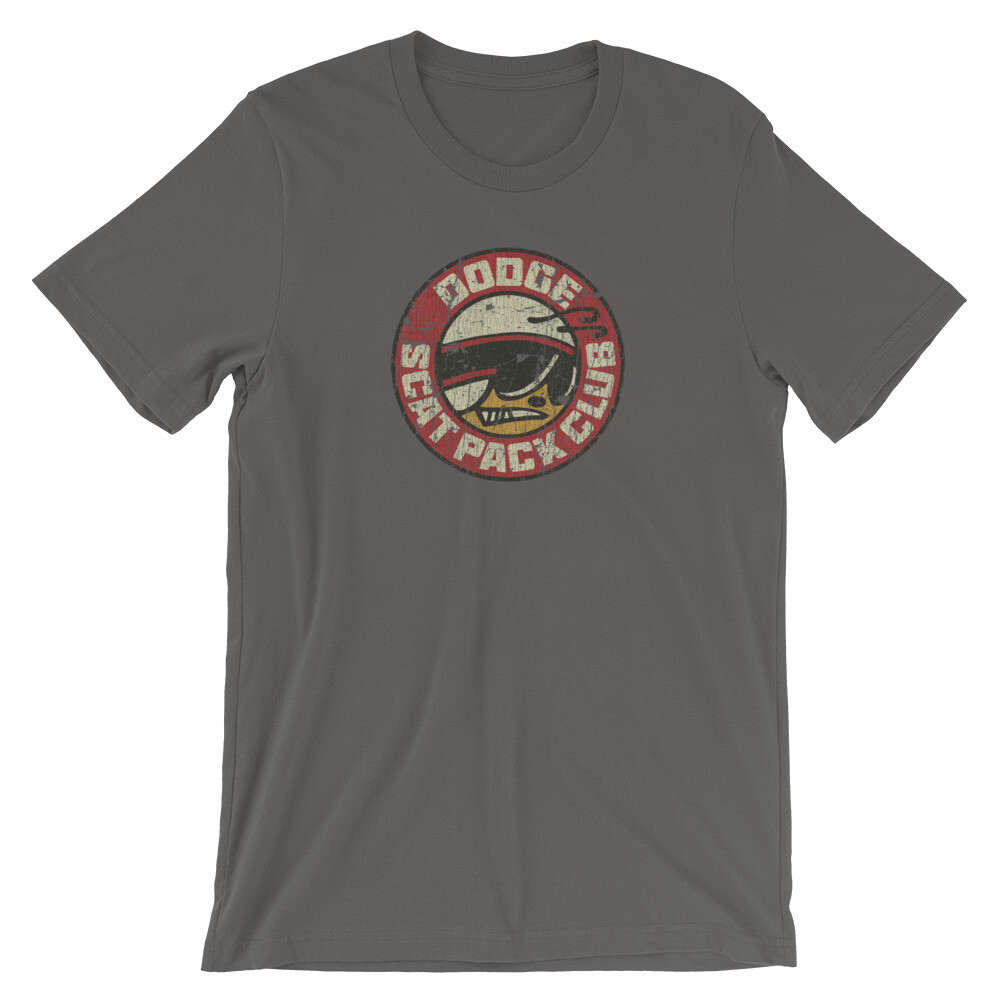 Scat Pack Club Vintage T-Shirt