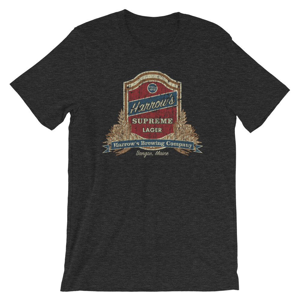 Harrow's Supreme Lager Vintage T-Shirt