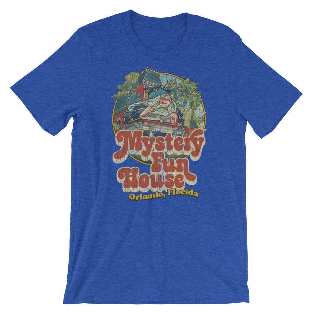 Mystery Fun House Orlando Vintage T-Shirt