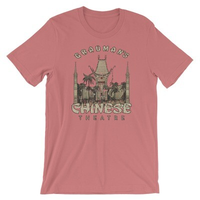 Grauman's Chinese Theatre Vintage T-Shirt