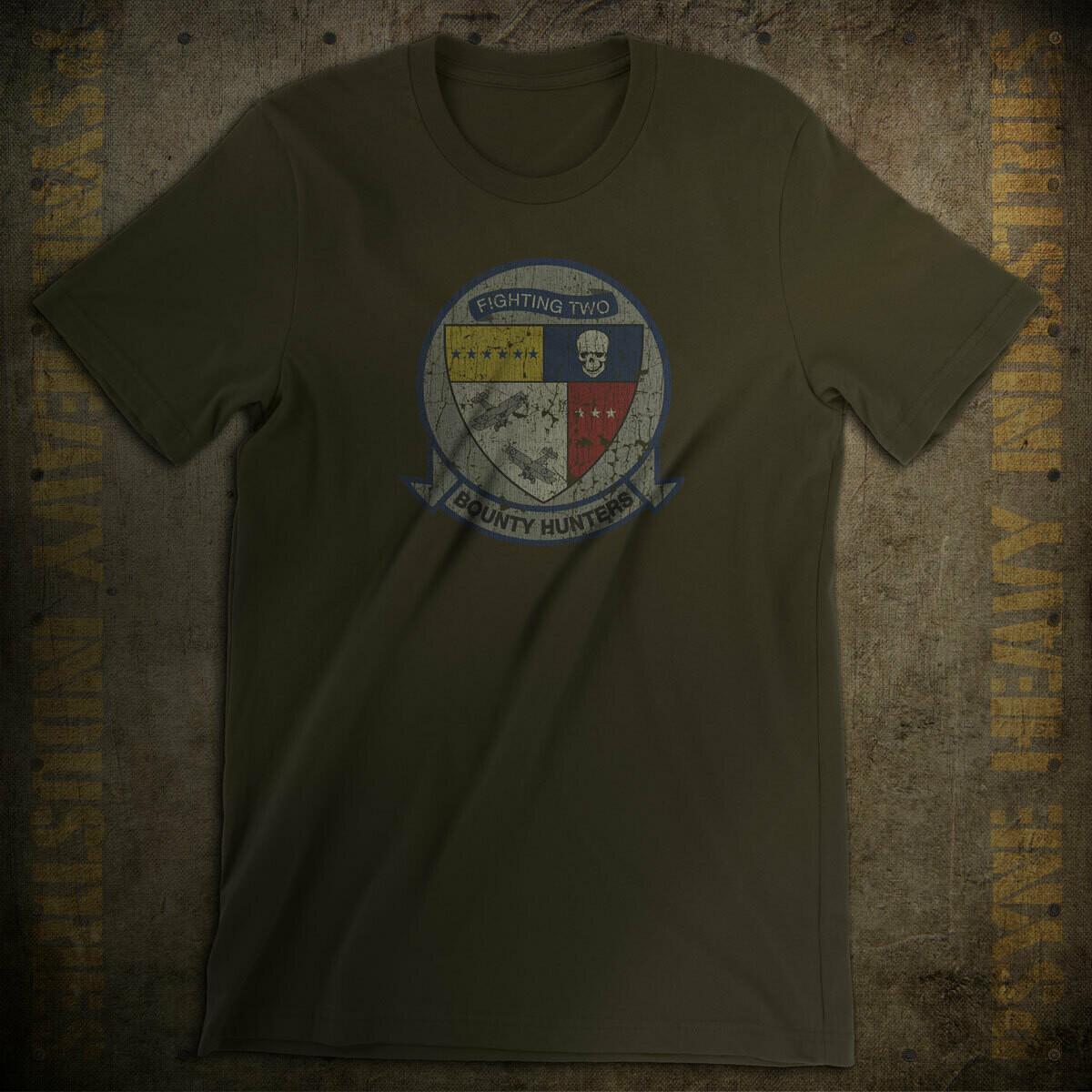 VFA-2 Bounty Hunters Vintage T-Shirt