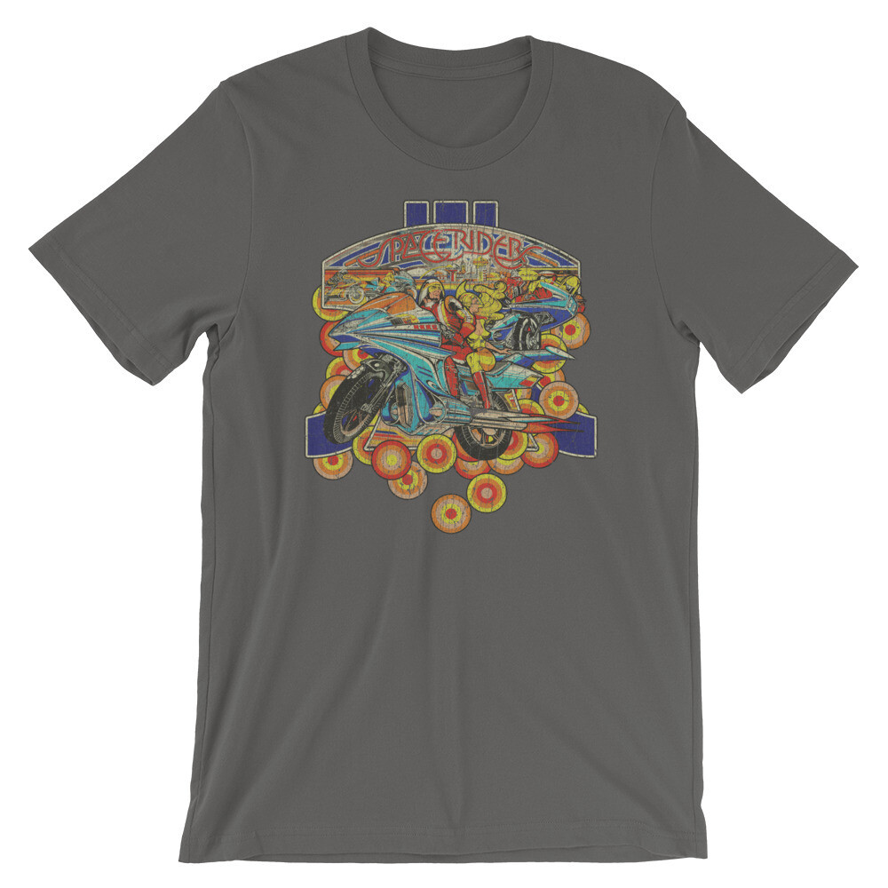 Space Riders '78 Vintage T-Shirt