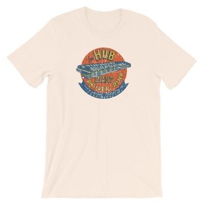 Hub Roller Rink Chicago Vintage T-Shirt