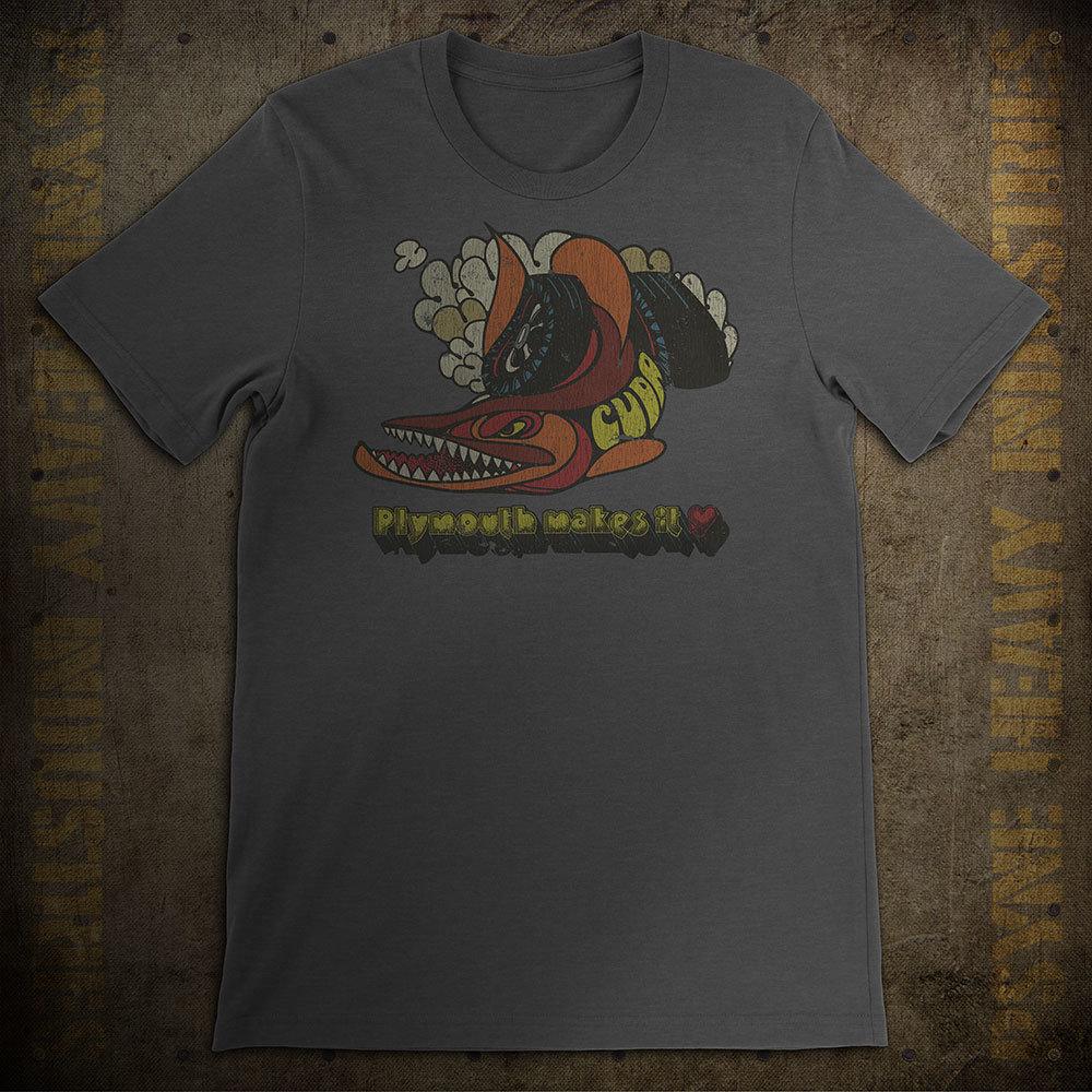 Cuda 68 Vintage T-Shirt