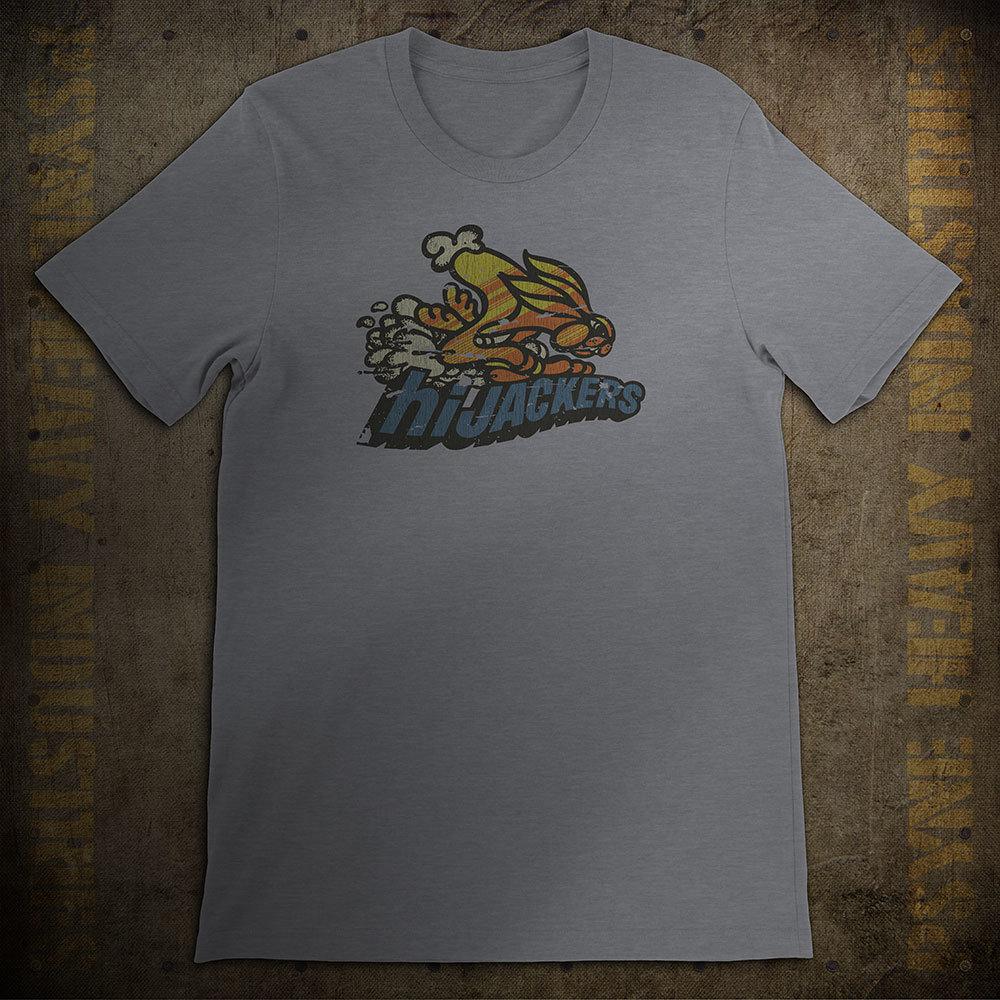 HiJackers Vintage Street Racing T-Shirt