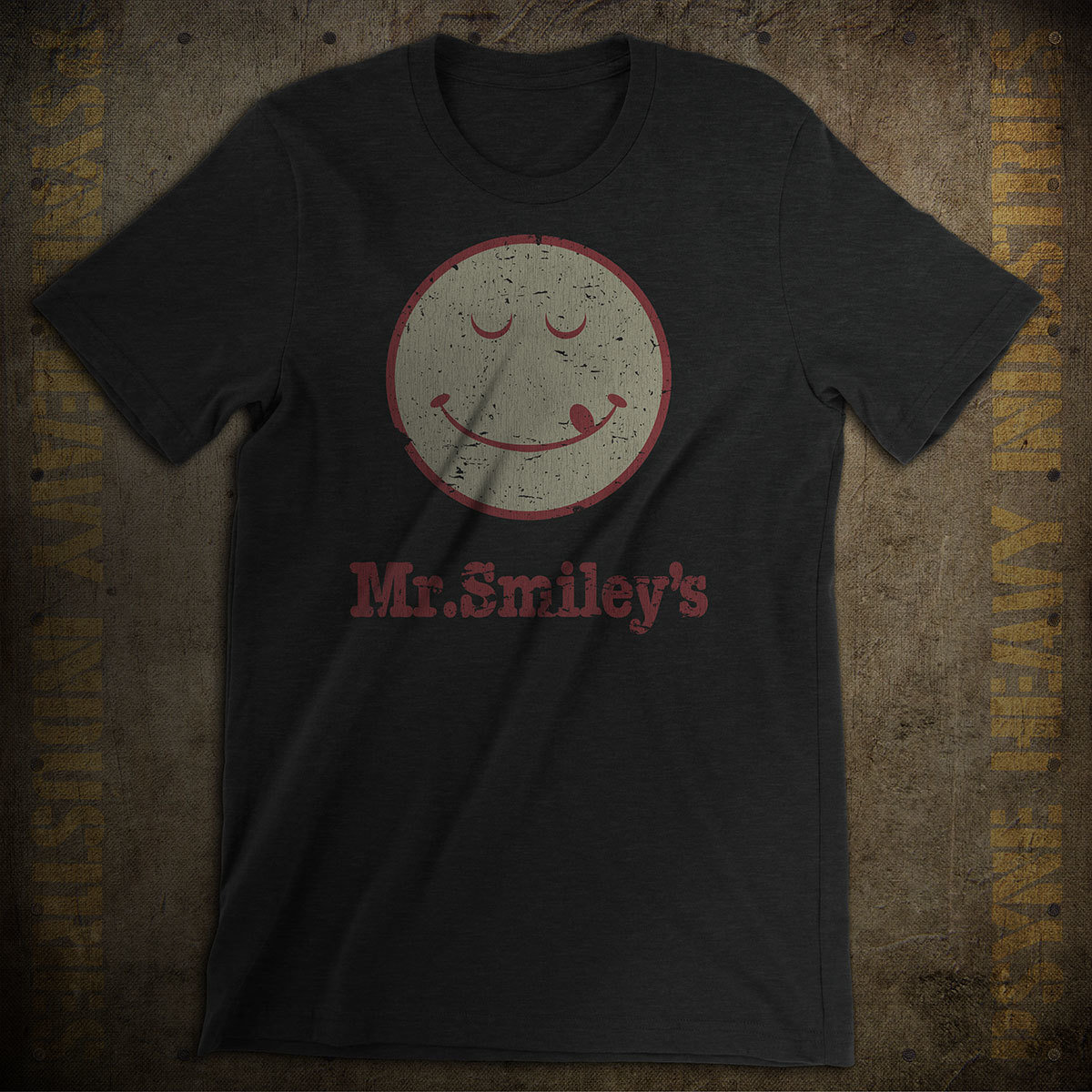 Mr. Smiley's Vintage T-Shirt