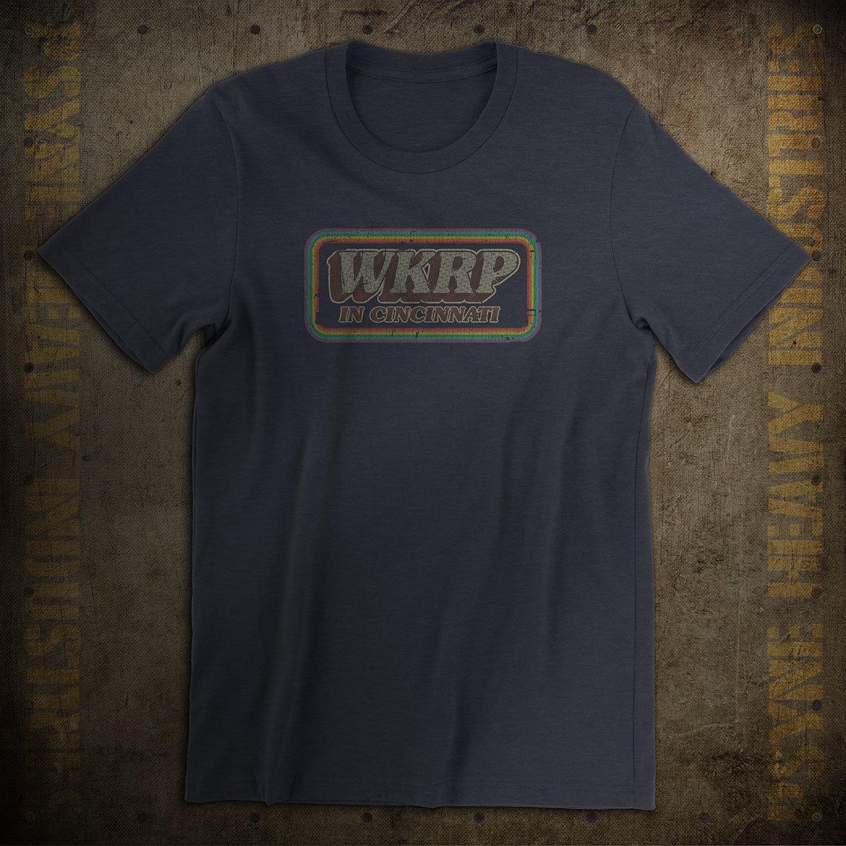 WKRP in Cincinnati Vintage T-Shirt