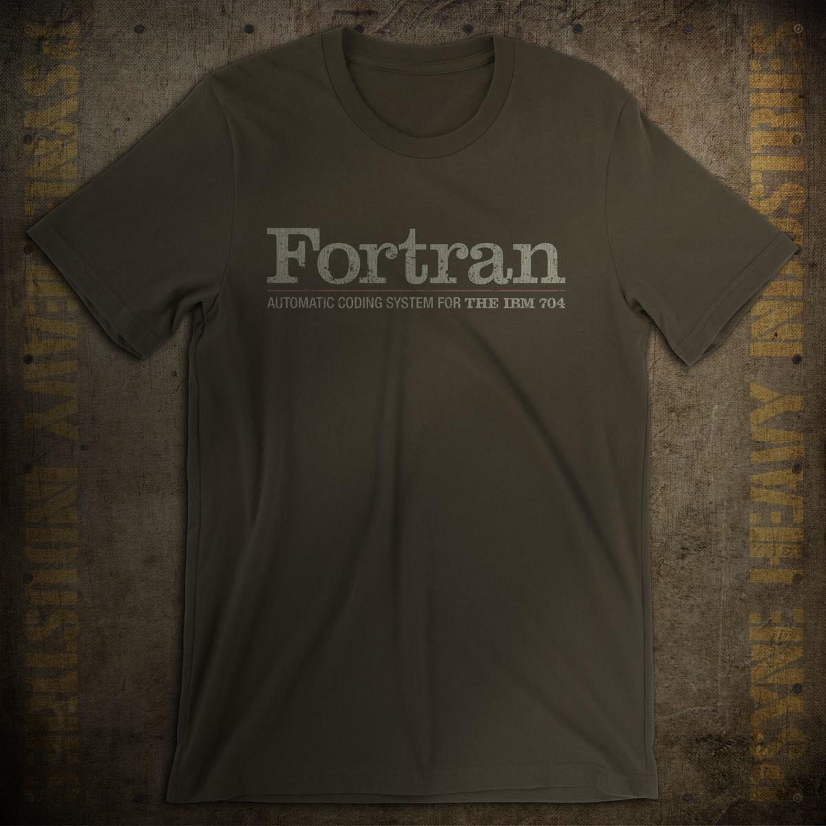 Fortran 56 Vintage T-Shirt