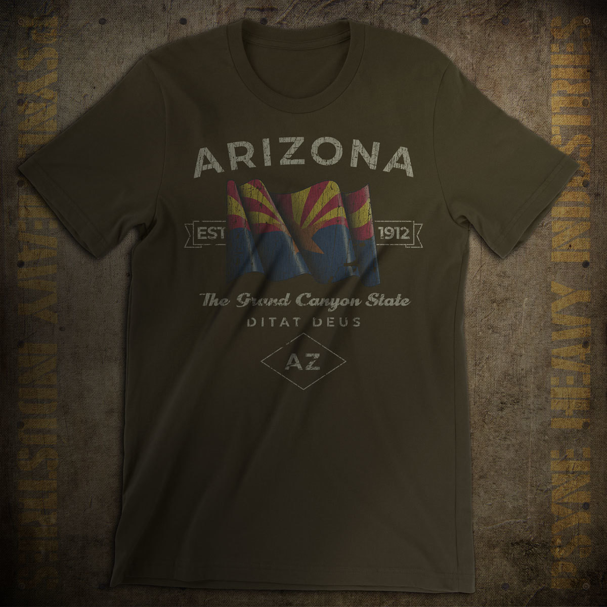 Arizona 1912 Vintage T-Shirt