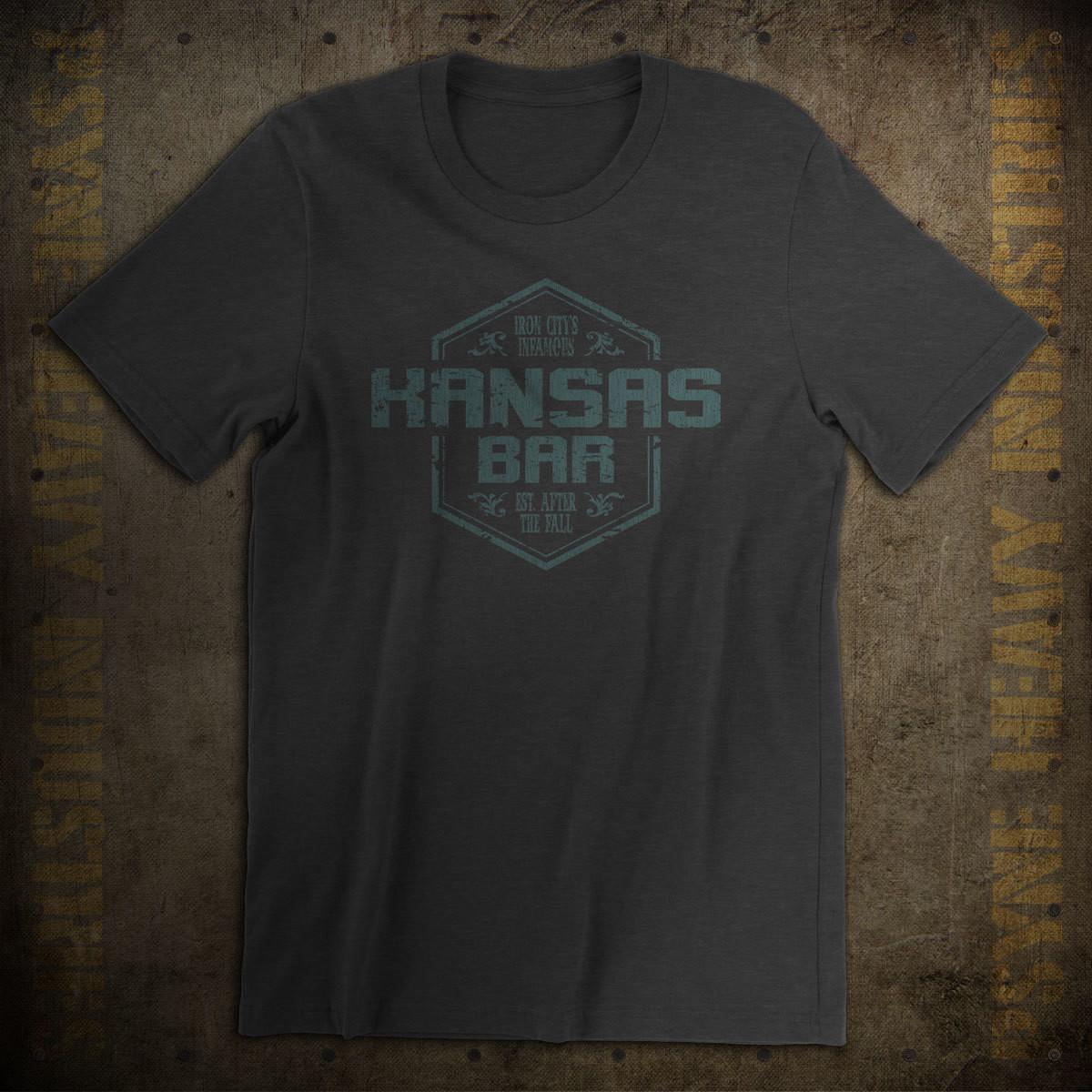 Kansas Bar Vintage T-Shirt