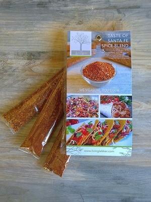 TASTE OF SANTA FE 3-PACK (free shipping)