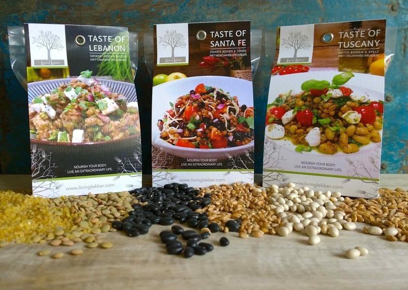 Taste Travels Money-Saving Bundle (€42,00 value): 6 Superfood Kits (2x each flavour)