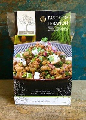 Taste of Lebanon Superfood Kit