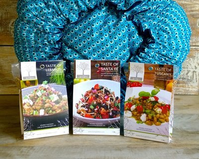 Wonderbag & Taste Travels Bundle: 1 Wonderbag and 3 Superfood kits (€71,00 value)
