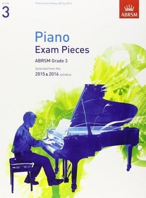ABRSM Piano Pieces Grade 3 Book