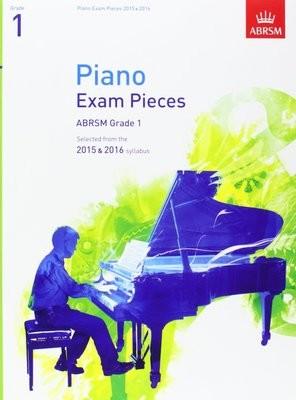 ABRSM Piano Pieces Grade 1 Book