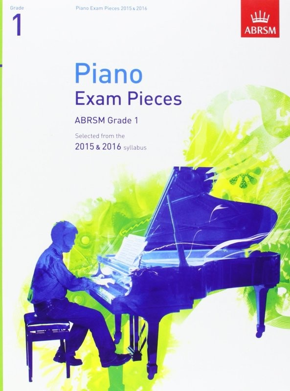 ABRSM Piano Pieces Grade 1 Book