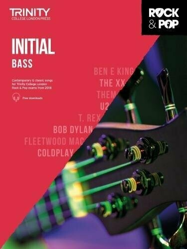 Trinity Rock & Pop Bass Initial Grade Book