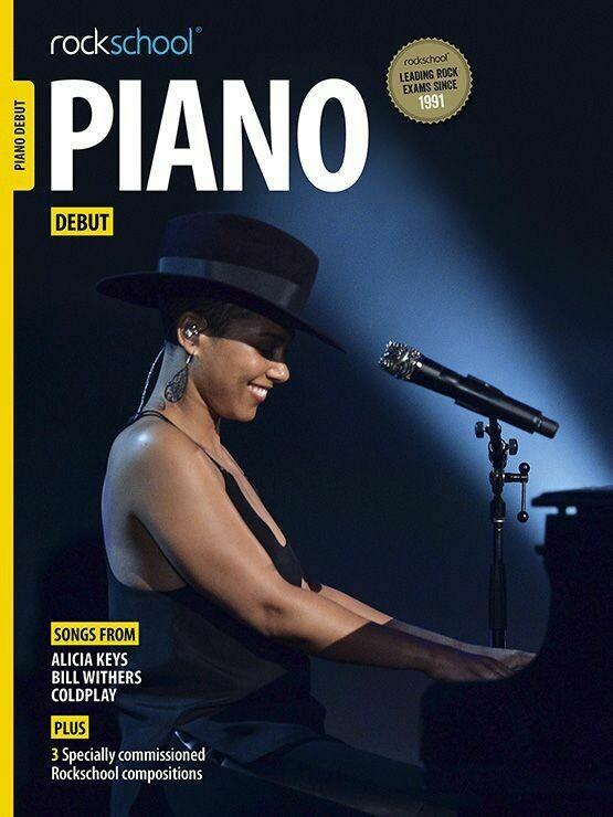 RSL Piano Debut Grade Book