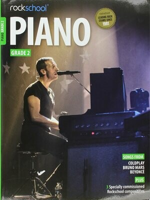 RSL Piano Grade 2 Book