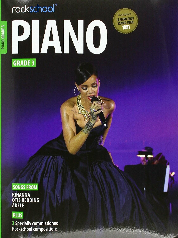RSL Piano Grade 3 Book