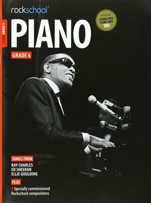 RSL Piano Grade 4 Book